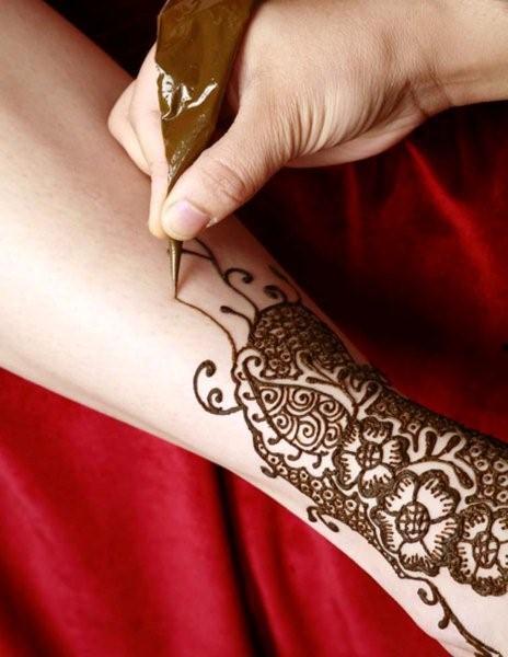 Henna Artist artwork