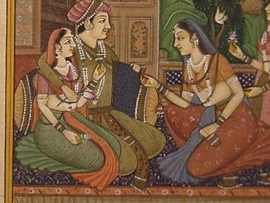 Origin of Henna